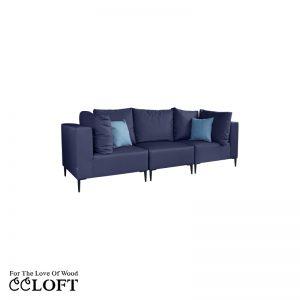 GOZO Sofa 3 osobowa A+1+A